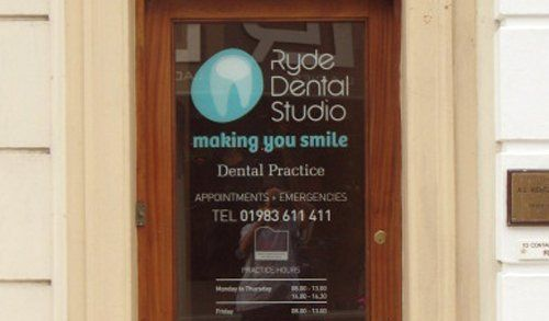 General dental services