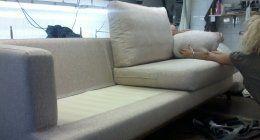 Divano, poltrona, divano a due posti