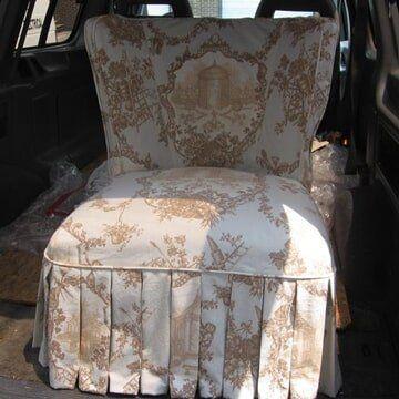 Slip Covers Furniture Recovering Virginia Beach Va Nancy S