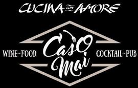 CAS'OMAI cucina con amore drink & food - LOGO