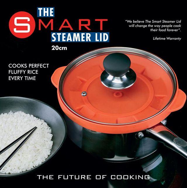 The Smart Steamer Lid 20cm