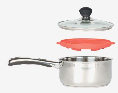smart steamer lid
