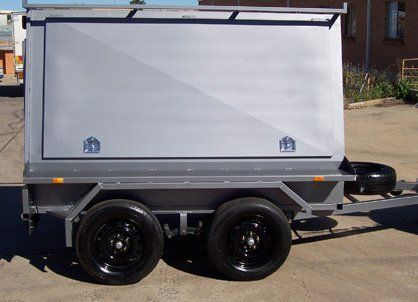better trailers tandem trailers