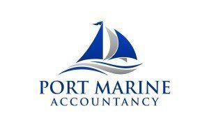 Port marine logo