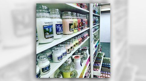 Yankee Candles and Accessories