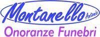 Montanello onoranze funebri logo