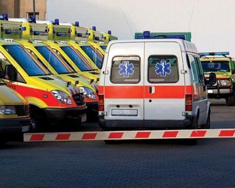 Servizio di ambulanze