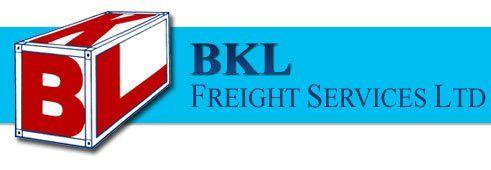 B.K.L Freight Services Ltd logo