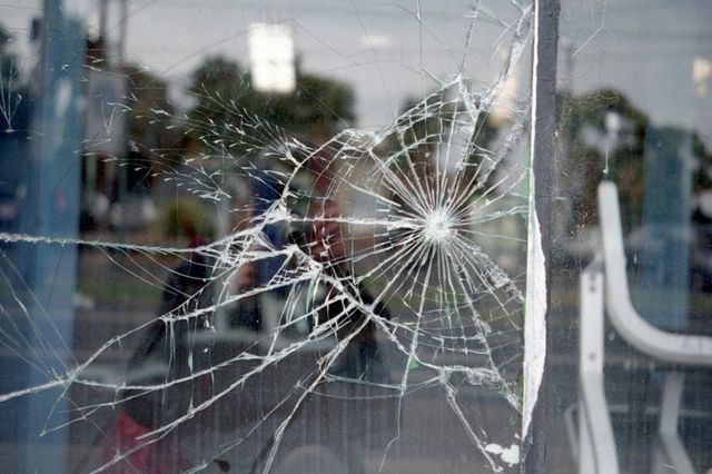Glazier repairs