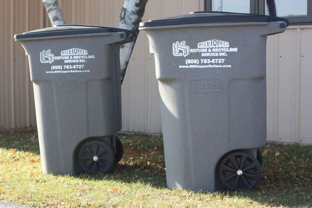 RESIDENTAL & HOMEOWNER TRASH CART SERVICE