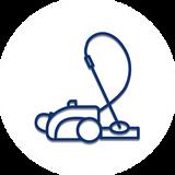 Icona dell'aspirapolvere