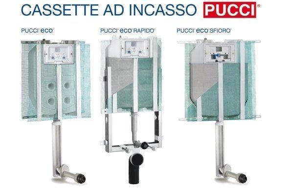 Cassette ad incasso Pucci