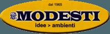 MODESTI IDEE AMBIENTI - LOGO