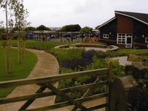 landscape gardens - Garden Design Kendal