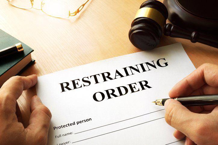 Restraining Orders in San Antonio, TX