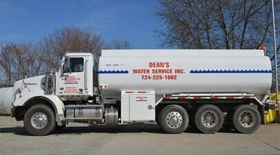 Bulk Water Delivery in Pittsburgh, PA | Dean's Water Service Inc