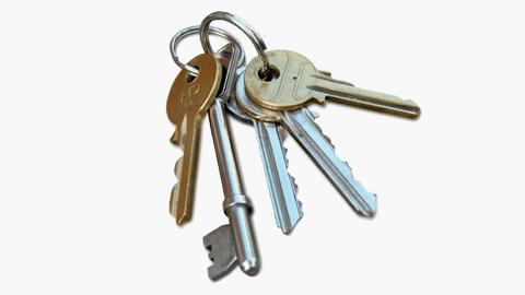 A bunch of 4 keys