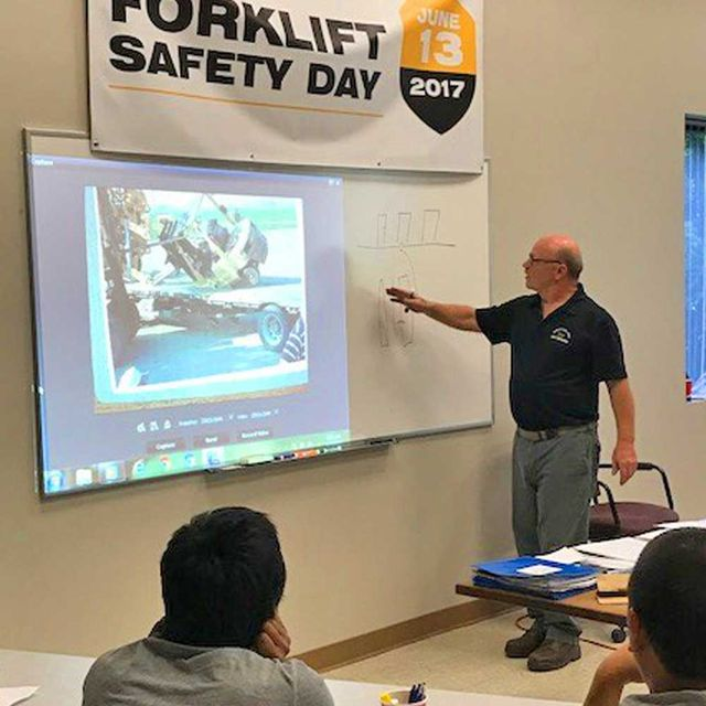 Forklift Training Certification Woburn Ma Wallingford Ct Neit