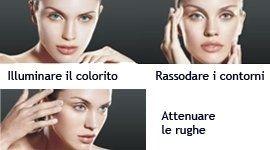 elastina, elasticità viso, trattamenti collo