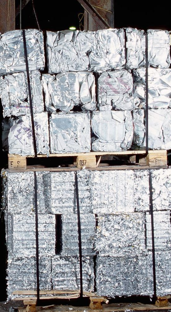 Scrap metal recycling in Wanganui