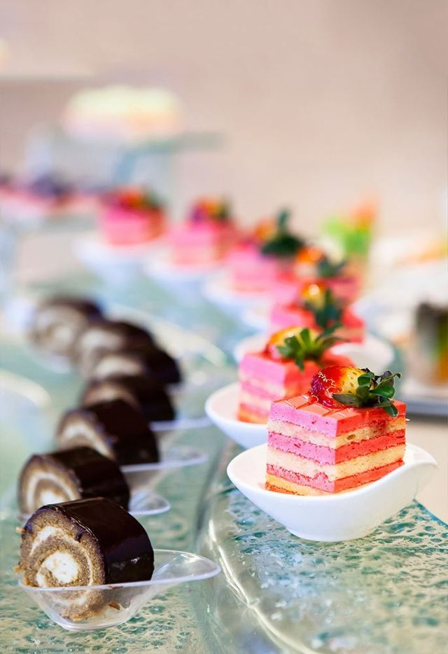Elegant foods from an event catering service in Perth