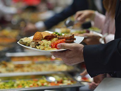 temptations catering temptations buffet