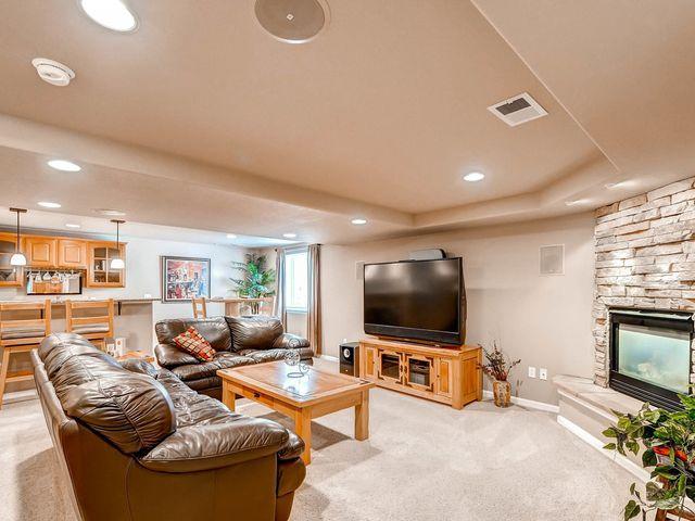 Image of Family Room Basement