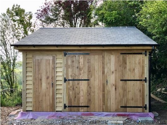 Timber merchants in Exeter – Harris Timber Products