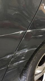 crash damage repairs