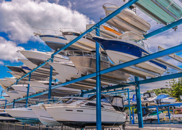 Visit Us To See Our Boat Storage Facilities For Yourself Brownwood Mini