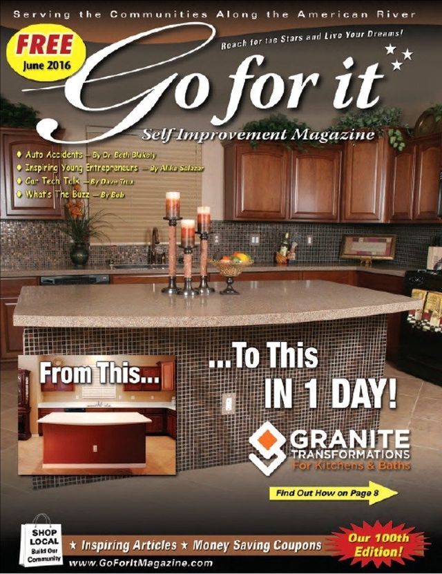 June 2016 Cover