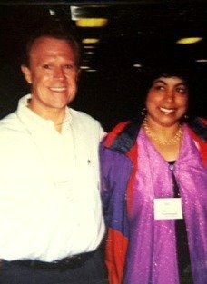 Dr. Roc Gantt and Dr. Devi Nambudripad
