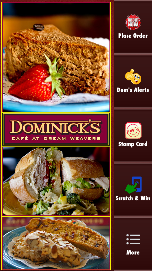 Dominic's Mobile App