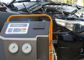 gas per l'aria condizionata