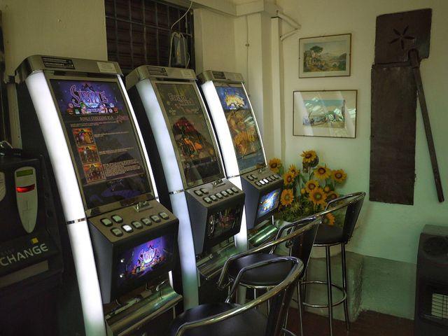 delle slot machine