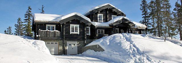 Hytte 829 er en stor hytte i Trysil
