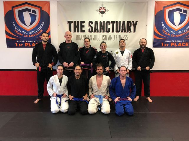 The Sanctuary BJJ and Fitness | Lakewood CO