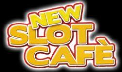 NEW SLOT CAFE' - LOGO