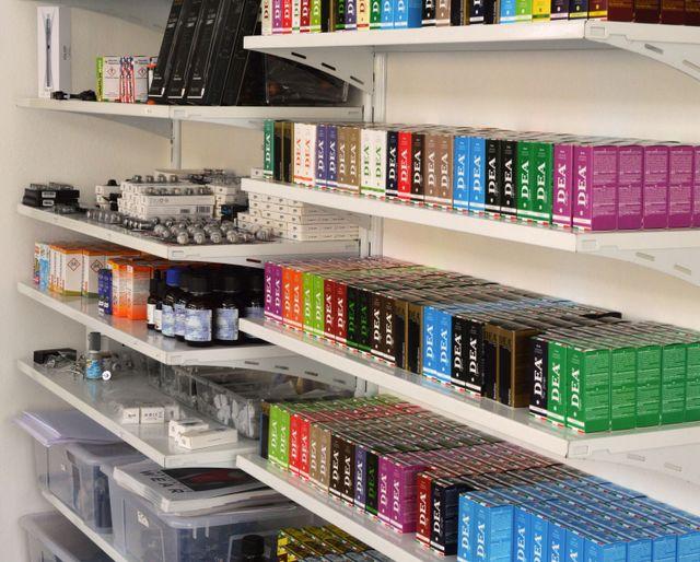 Sigarette elettroniche presso Smoking Aces a Gaggiolo di Cantello (VA)
