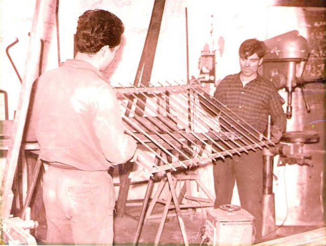 early photo of boresi