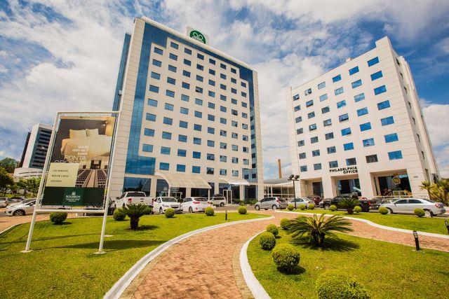 Bourbon Ponta Grossa Convention Hotel | Bourbon Hotéis e Resorts