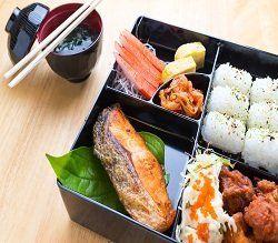 del sushi assortito