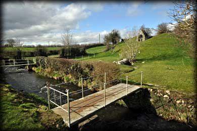 VisitingKells.ie - Bridge at Ciaran's Well