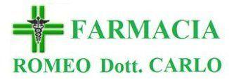 FARMACIA ROMEO Dott. CARLO logo