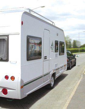 Caravan Parks - Tywyn - Penllyn & Llwynteg Caravan Parks Ltd - on the road