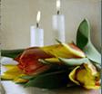 fiori per funerali, corone di fiori, cuscinetti di fiori
