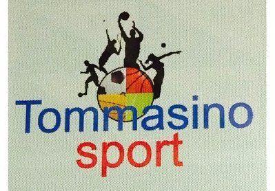 Tommasino sport logo