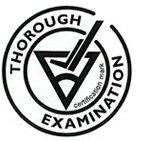 thorough examination icon