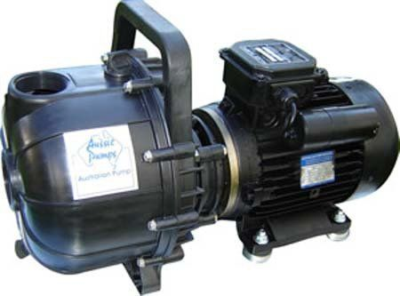Irrigation system water pump