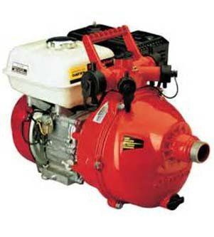 Powerful motor for the irrigation system